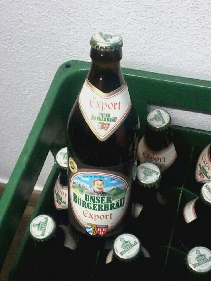 Export - Bürgerbräu