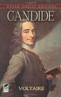 FR-NF 446.6 VOL Brought up in the household of a powerful Baron, Candide is an open-minded young man, whose tutor, Pangloss, has instilled in him the belief that 'all is for the best'. But when his love for the Baron's rosy-cheeked daughter is discovered, Candide is cast out to make his own way in the world.