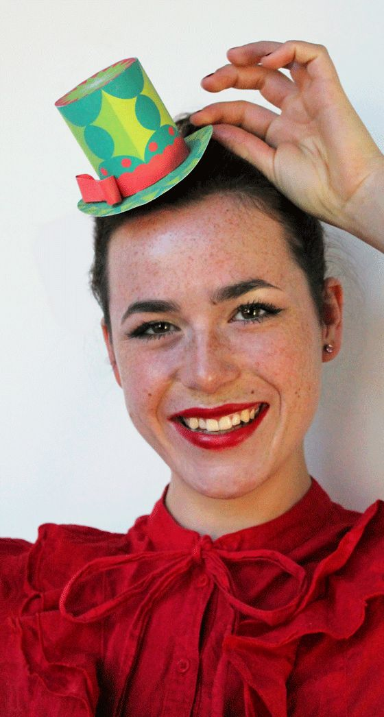 The 25+ best Christmas party hats ideas on Pinterest Christmas - Party Hat Template