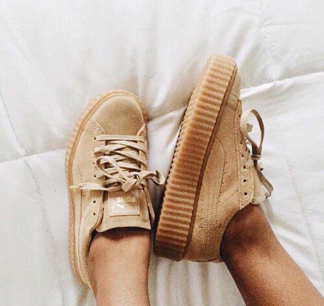 Chaussure Puma A La Mode