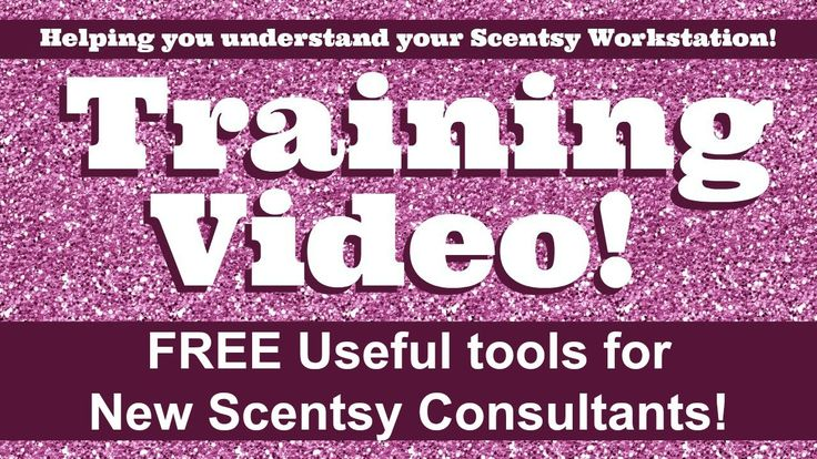 I am going to show you a few useful tools that will help you in growing your business out side of the Scentsy workstation.