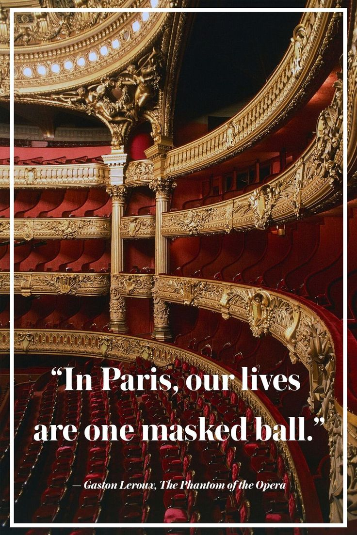 Our Favorite Quotes about France and Paris - TownandCountrymag.com