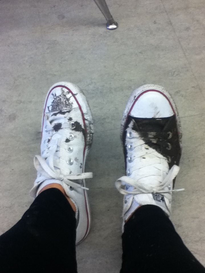 17 best images about how to clean shoes on