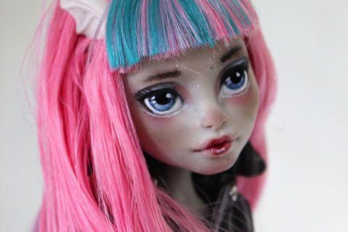 Monster High Ebay >> OOAK Custom Monster High Doll Goyle by Littlewillers | eBay | Custom Rochelle Goyle Dolls ...