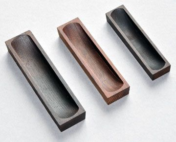 Timber sliding door handles ideas for the house for Door handle in german