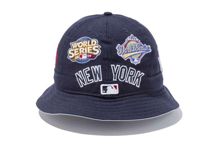 New Era Online Store (ニューエラ・オンラインストア)Explorer Multi Logo ニューヨーク・ヤンキース ネイビー × ホワイト(7 (55.8cm)): HAT ハット