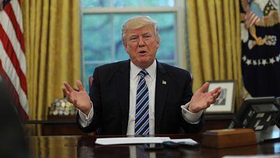 Trump invita a Duterte a la Casa Blanca para emprender nuevas relaciones post-Obama
