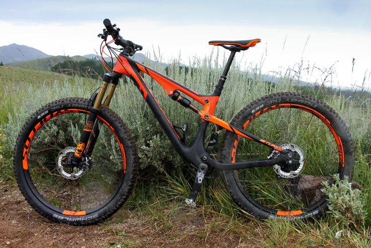 Review: Scott Genius 700 Tuned Plus - Gear Patrol