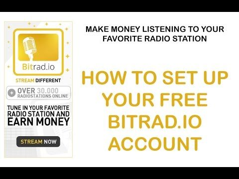 Earn Money (or Bitcoin) By Listening To Your Favorite Music: How To Set Up Your Bit...