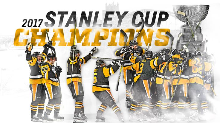 Your Pittsburgh Penguins are the 2017 Stanley Cup Champions!