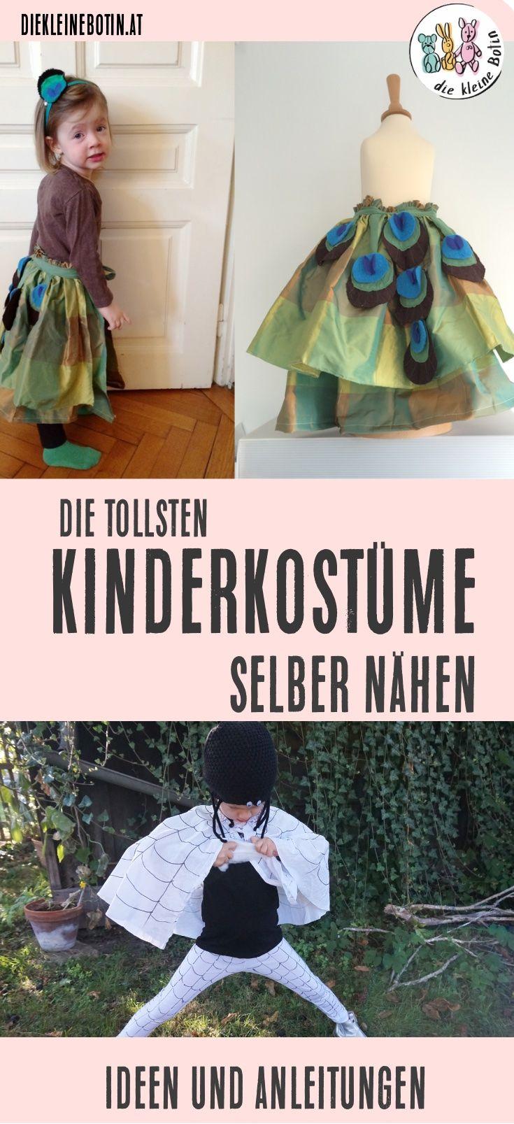 Die Schonsten Kinderkostume Kids Pinterest Costumes Diy
