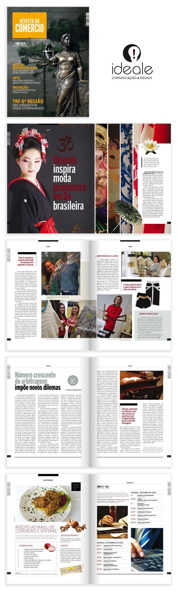 Revista do Comércio: publicação da Associação Comercial do Paraná (ACP).
