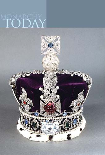 The Imperial State Crown Russia