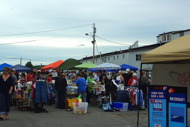 Nice image showing cumberland fairgrounds yard