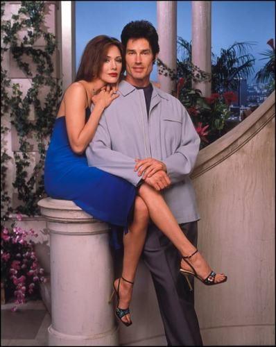 ronn moss and hunter tylo - the-bold-and-the-beautiful Photo