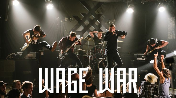 Wage War Band