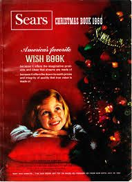 Sears Wish Book Cover 1968- I couldn't wait to ooh & ahh over the annual Wish Book
