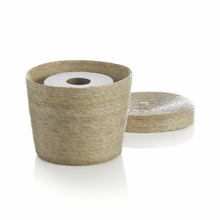 Sarinana Toilet Paper Holder  | Crate and Barrel