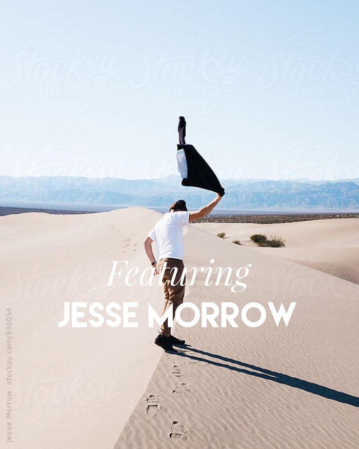 Featuring @stocksyunited artist: Jesse Morrow @jessemorrow | Full Image: http://ift.tt/1n4Wy73 Extraordinary work from San Francisco. #stocksyfeatured