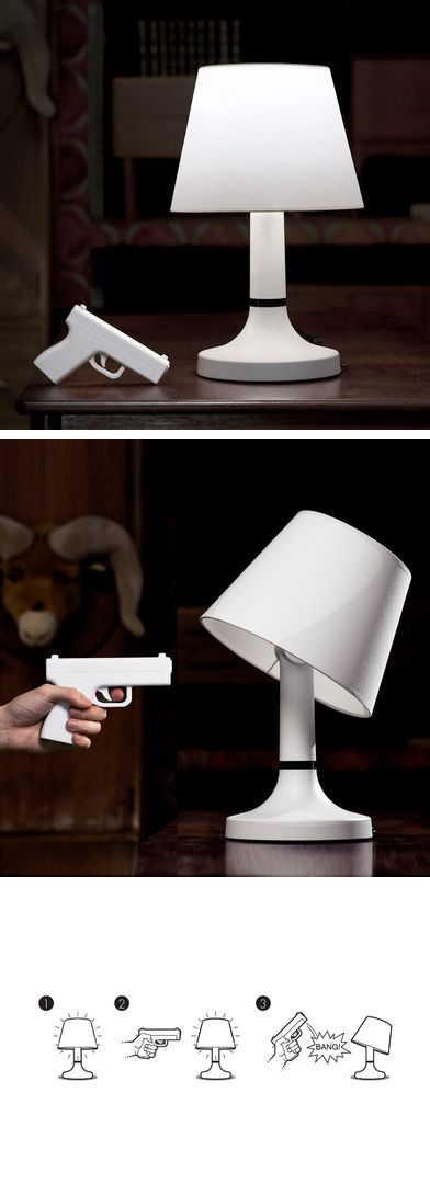 BANG! lamp by bitplay