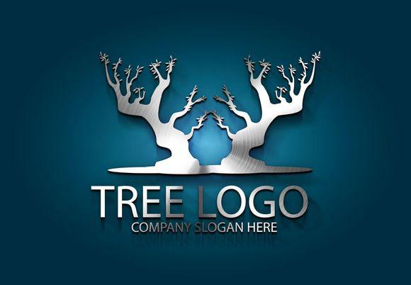 Tree Logo Version 3  @creativework247