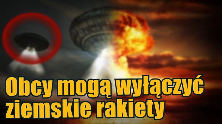 Światowa broń jądrowa może być dezaktywowana przez UFO