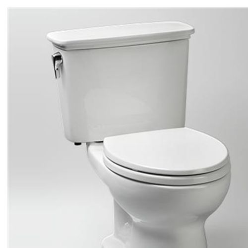TOTO CST744EGN Eco Drake® 1.28 GPF Transitional Toilet in White. ships in 2-3 weeks