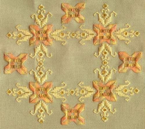 JMD Designs Home - Janet M. Davies - New Zealand - Free Hardanger Tutorial - Needlework, Quilting and Applique
