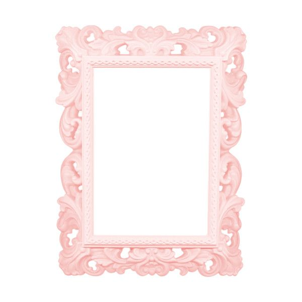 jss_oohhlala_frame pink light.png found on Polyvore