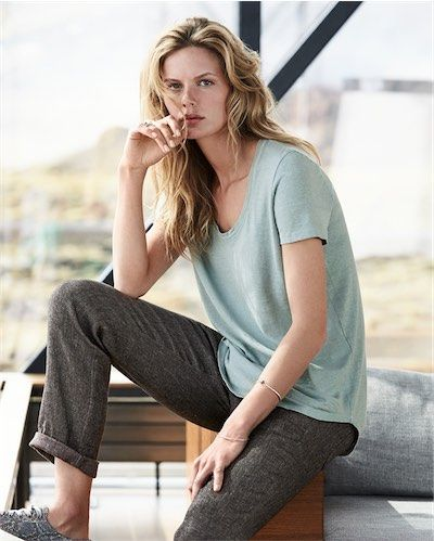 Product Image of Hemp and cotton top #MyPoetryFavourites and #PoetryFashion