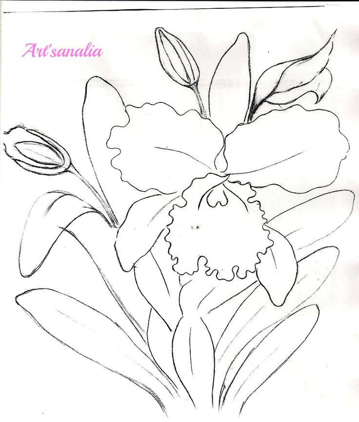 Art'sanália: Riscos de flores