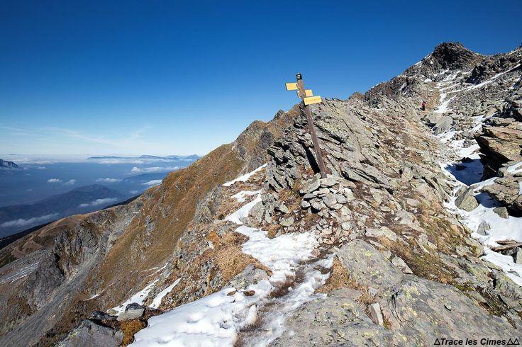 Itinéraire randonnée Sous la Cime de la Jasse au-dessus de Prapoutel Les 7 Laux, Belledonne - Montagne Outdoor Isère Alpes