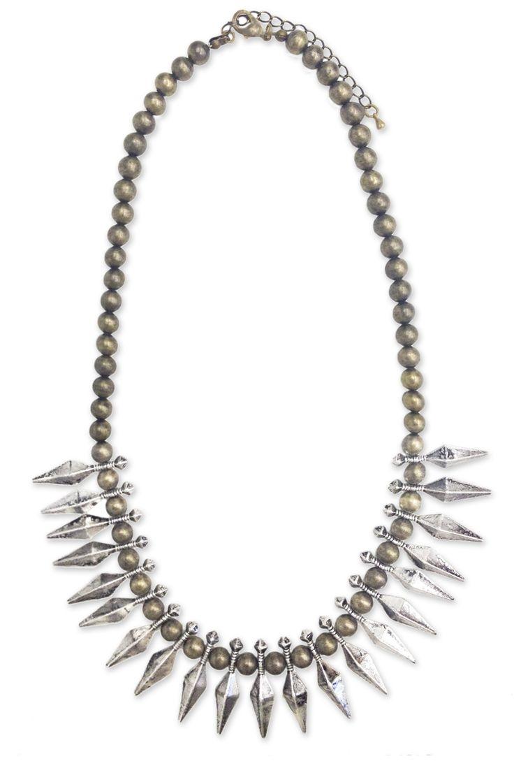 spear necklace • m o o c h i