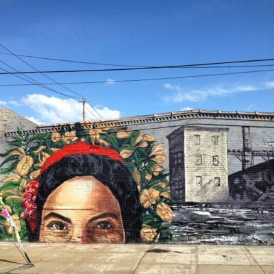 17 Best Images About Mighty Murals Of Newark On Pinterest