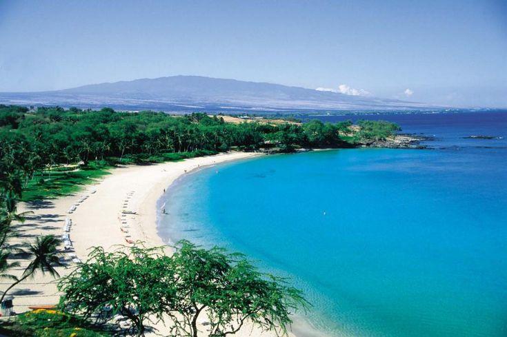 As melhores praias do mundo, segundo o National Geographic - Kauna'oa Bay, Hawaii