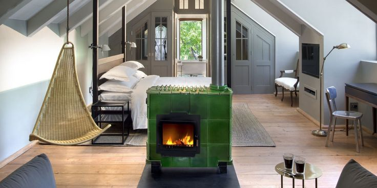 Babylonstoren Farmhouse loft. Franschhoek, South Africa