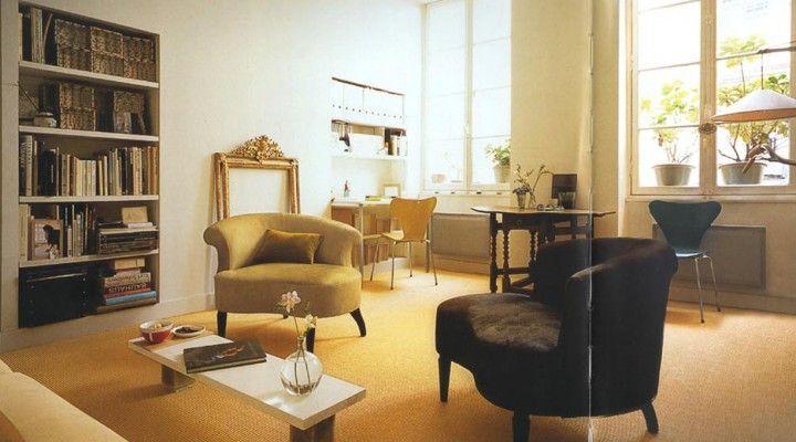 Appartement parisien quartier montorgueil nous avons recomposé entièrement lespace avec de petits moyens