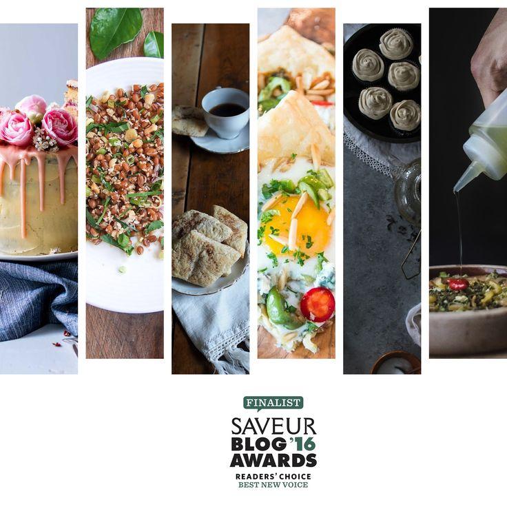 51 best top food bloggers images on pinterest blog designs blog best new food blog saveur 2016 award forumfinder Choice Image
