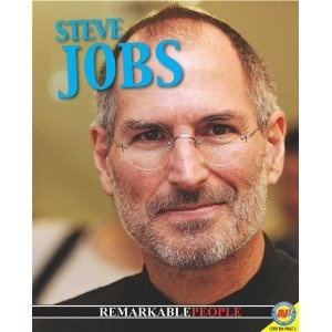 Steve Jobs (Remarkable People)    Gift this book at $12.95 only!
