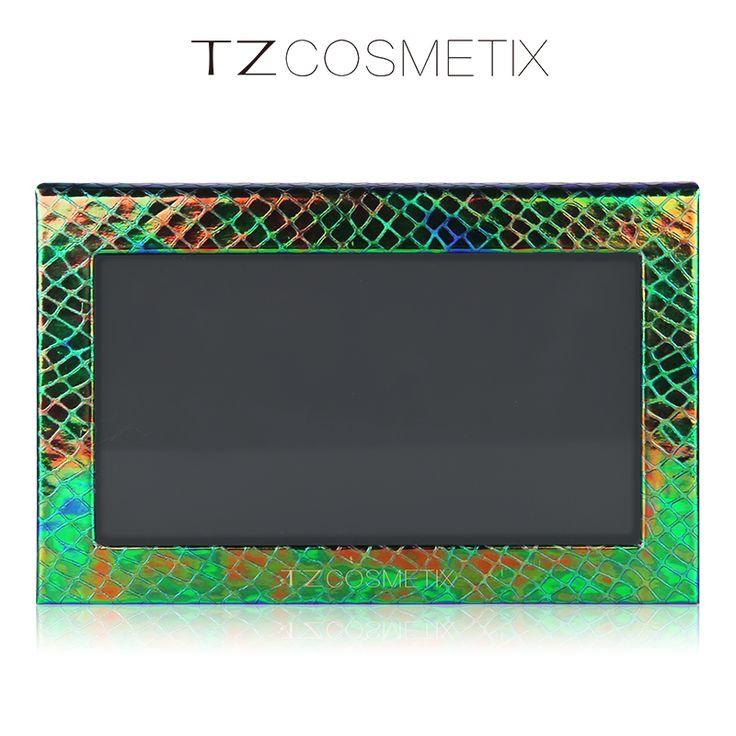 TZ Large Z Palette  Empty Magnet Makeup Palette for Eyeshadow Blush Concealer Beauty Cosmetics DIY Make Up Set Tool