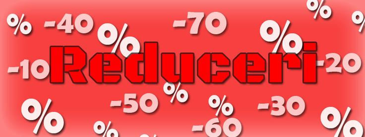Aceasta sectiune de reduceri ale saptamanii cuprinde unele din cele mai bune oferte raport calitate-pret structurata pe categorii de produse. Reduceri ...