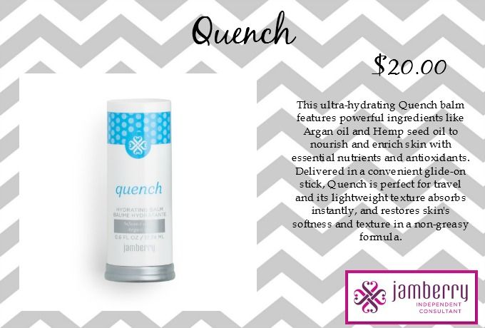 Jamberry Quench with Australian Pricing. #Jamberry #Products #Australian #Pricing #AU #Quench