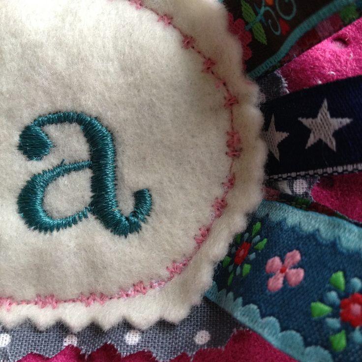 """""""Stoff und Liebe"""" sew along Kindergartentasche Paul(ine)"""