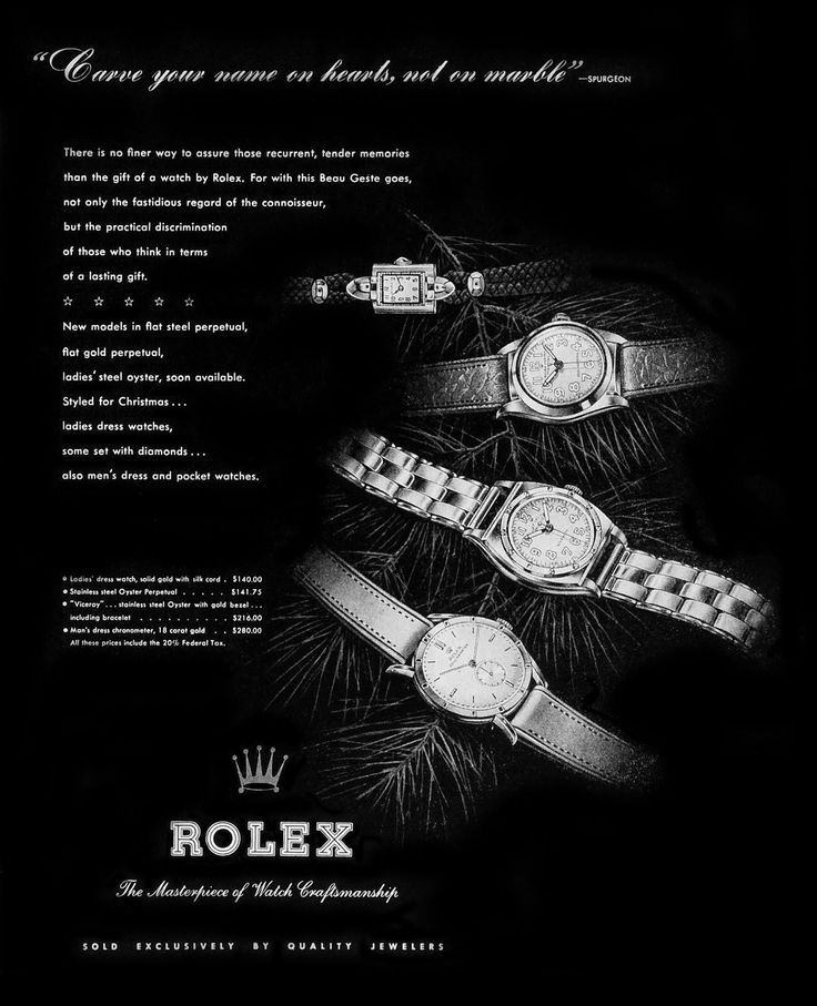 13 best images about Vintage Rolex Advertisements on ...