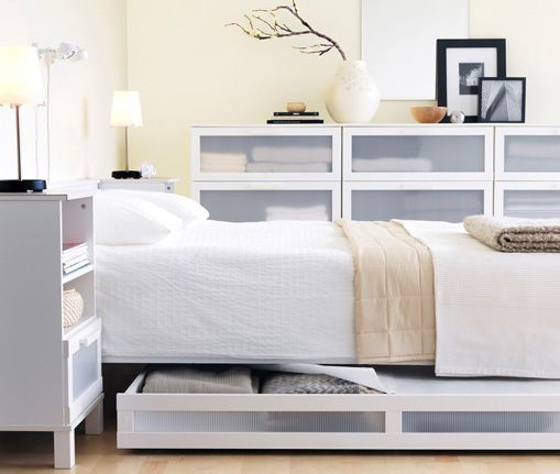 1000+ Ideas About Ikea Bedroom Storage On Pinterest