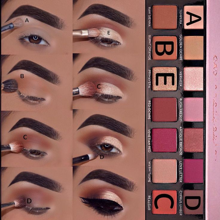 Tutorial for Anastasia BH Modern Renaissance