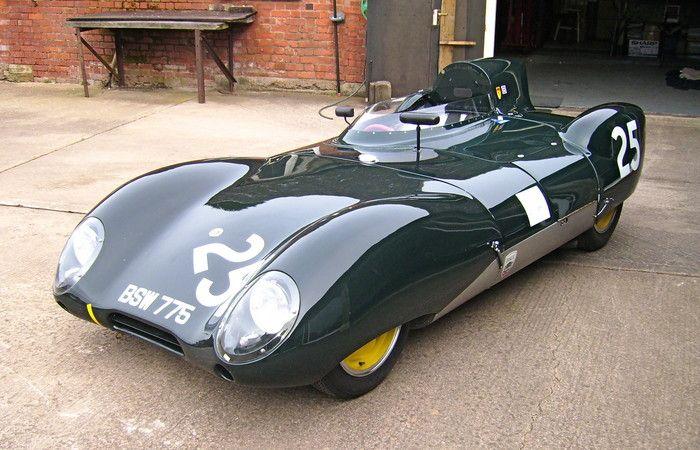 Lotus 1957 Eleven Series 2 Le Mans