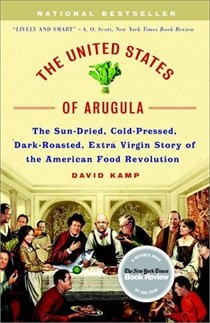 """""""The wickedly entertaining, hunger-inducing, behind-the-scenes story of the revolution in American food that has made exotic ingredients, celebrity chefs, rarefied cooking tools, and destination restaurants familiar aspects of our everyday lives."""""""