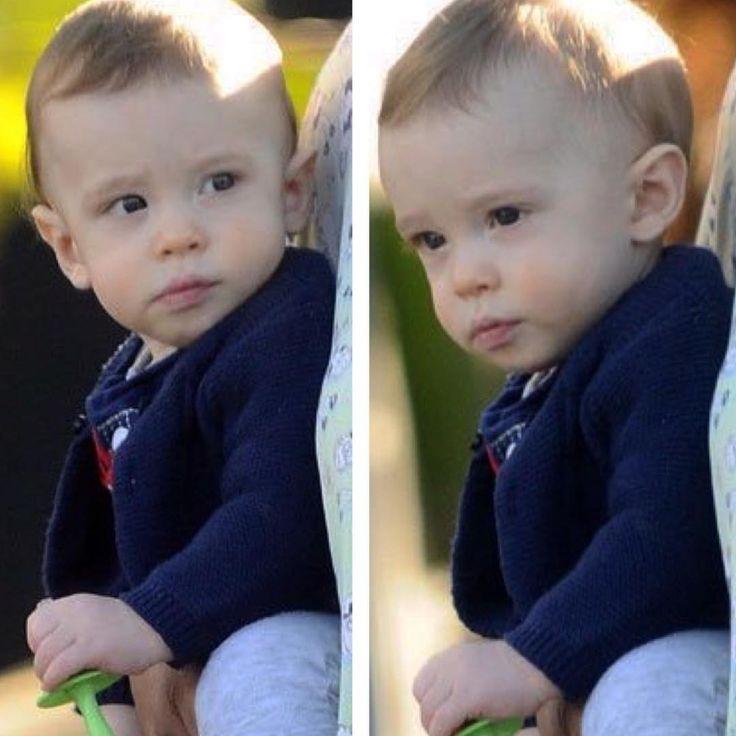 Mini JT! #BabySilas #SilasTimberlake #JessicaBiel #JustinTimberlake ( seen on; @candi_jt_lover page! source; @okmagazine)