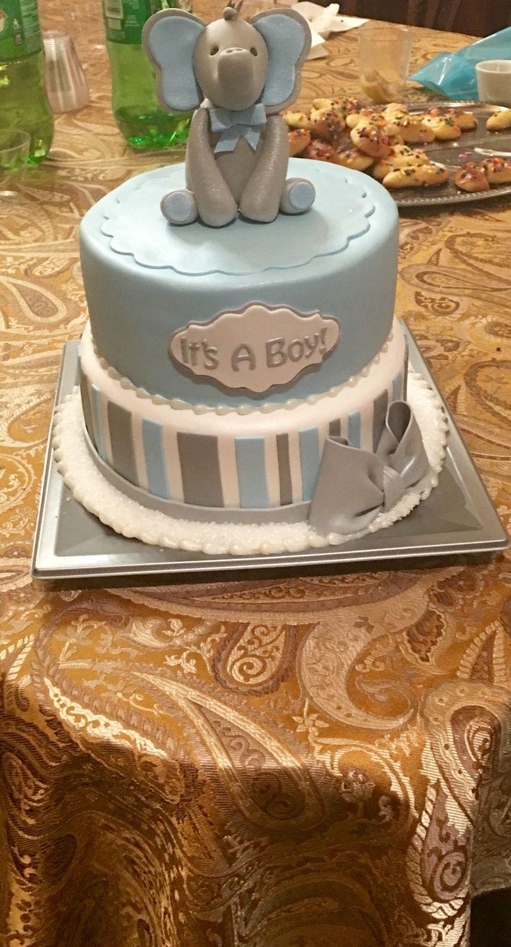 Best 25 Baby Elephant Cake Ideas On Pinterest Elephant